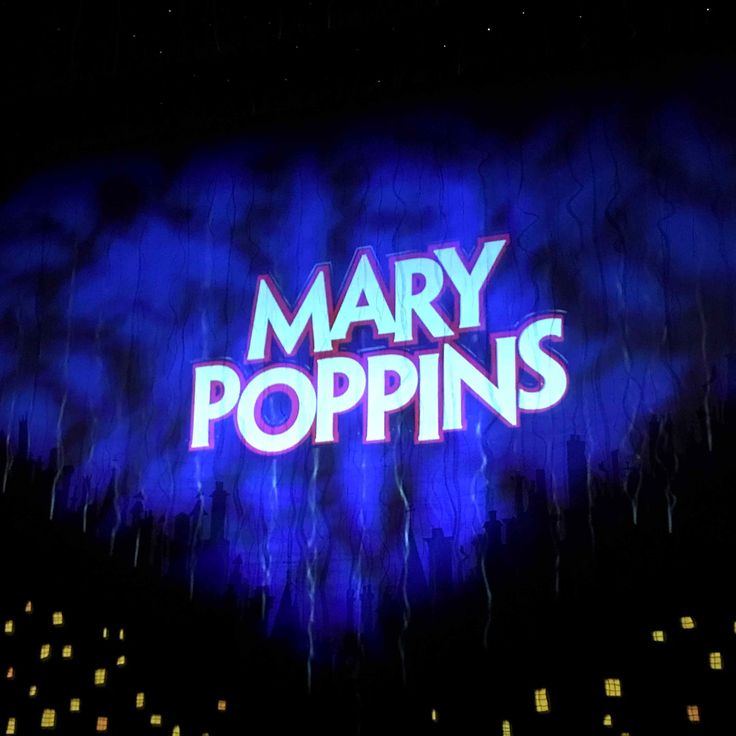 MARY POPPINS – DAS BROADWAY MUSICAL
