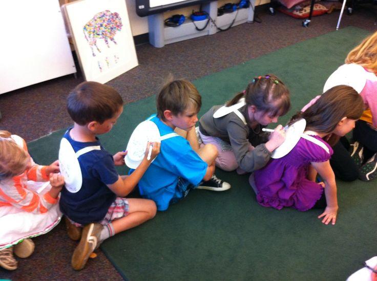 whole brain teaching - first grade class Ms. Freundlich is amazing