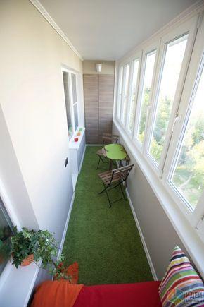 Летняя веранда, отделка балкона,