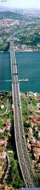 Been there - Bosphorus, Istanbul, Turkey - beautiful & fun river cruise.