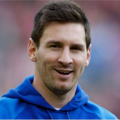 Lionel Messi 2014 Hairstyle