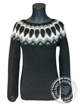 Icelandic sweater by Farmers Market from Mjolk