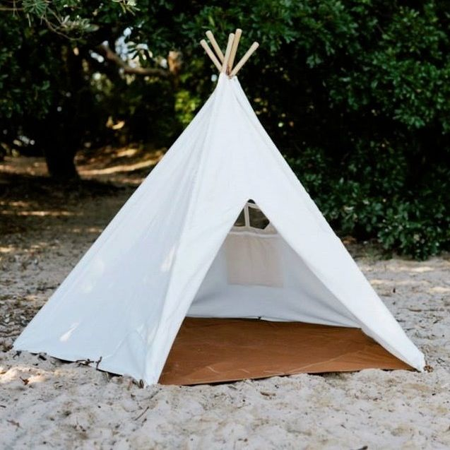 Image of teepees - 5 colours
