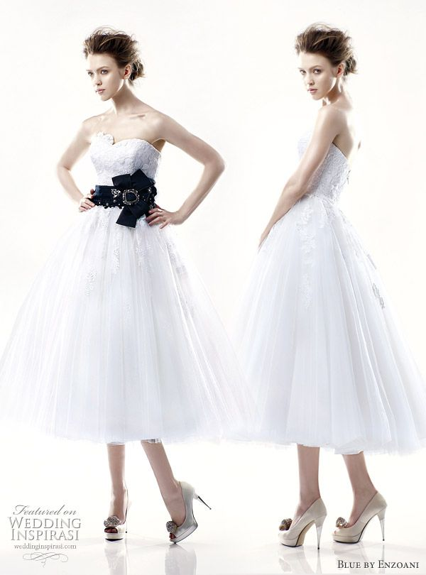 Blue by Enzoani Wedding Gowns 2011 Collection | Wedding Inspirasi