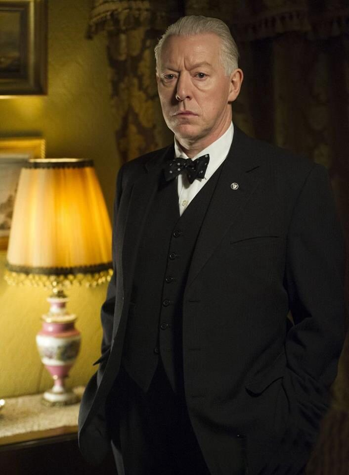 @Nick Dunning as #MalachyGriffin in #Quirke