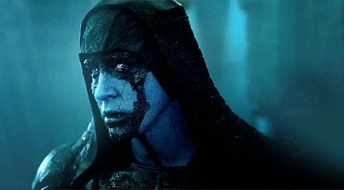 Ronan the Accuser, cause it's Lee Pace only ;-)