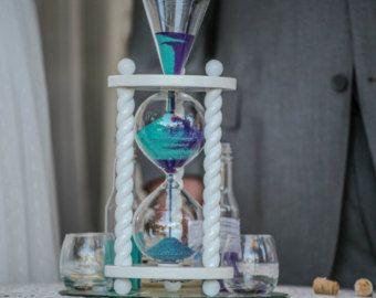 Heirloom Hourglass Standard Wedding Unity by UnitySandCeremony