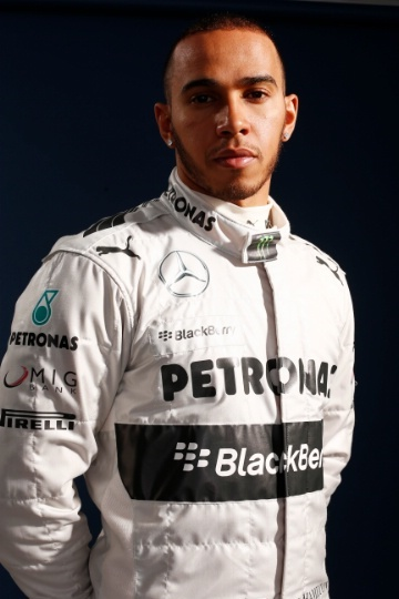 "Lewis Hamilton, British Formula One racing driver. He currently races for the Mercedes AMG team, and is the 2008 Formula One World Champion. Coming from a mixed background, he is often labelled ""the 1st Black driver in Formula One"", although Willy T. Ribbs tested a Formula One car in 1986. He is also the 1st driver of Black heritage to win a major race at Indianapolis Motor Speedway in any discipline. He has set numerous records, while finishing 2nd in the 2007 Formula One Championship."