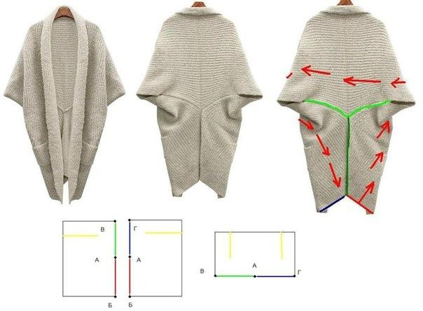 Very simple Pattern Cardigan