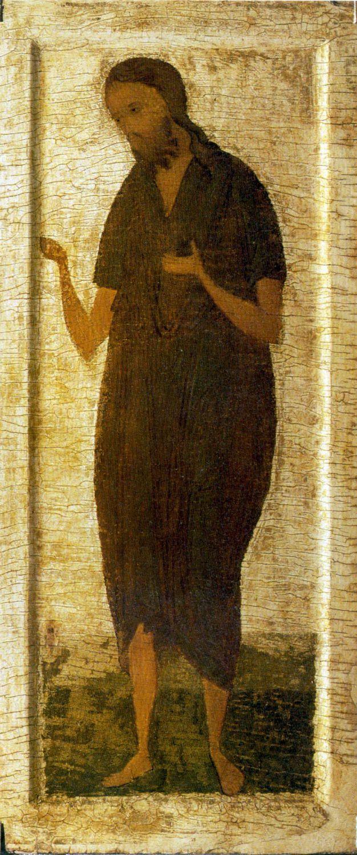 Алексий, человек Божий (из деисусного чина)