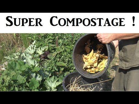 Le meilleur compostage du monde de l'univers !