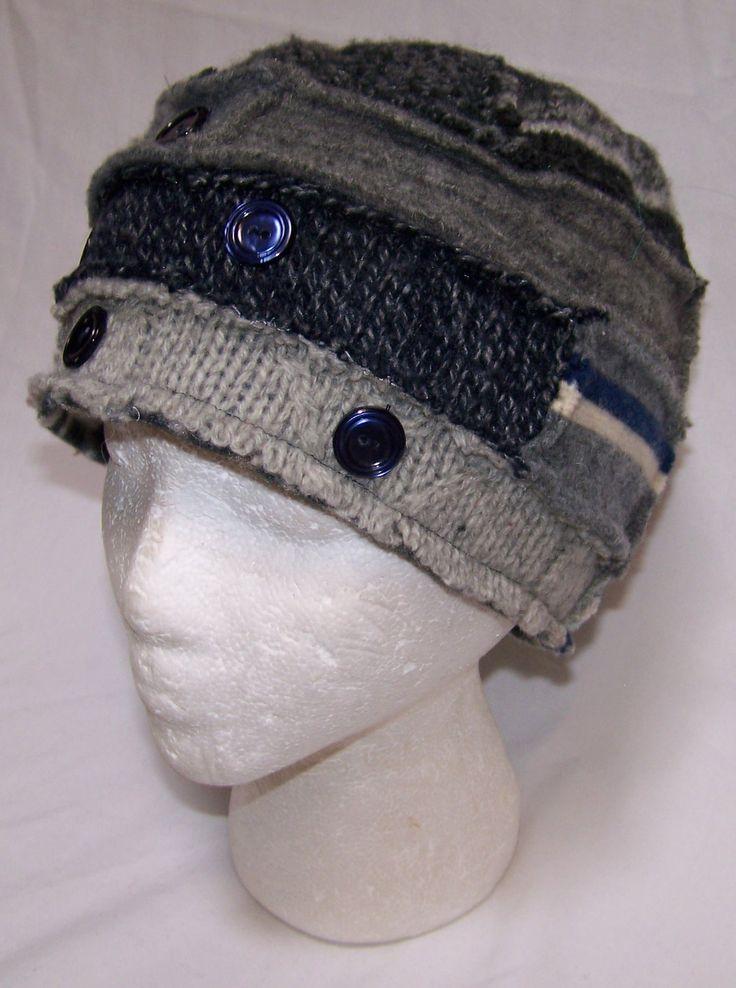 SCRAPPY HATS
