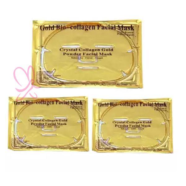 Cerahkan Kulit Wajah Dengan Gold Collagen Crystal Face Mask - Aybela.com Toko Online Kecantikan dan Kesehatan