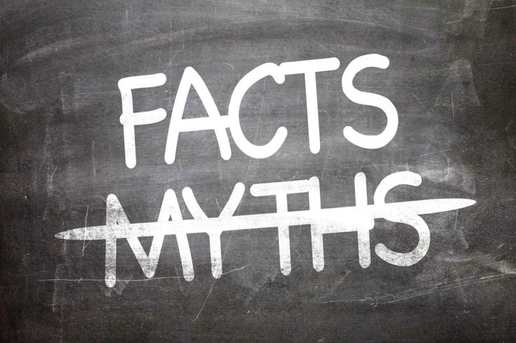 11 Myths Which You Think Are Fact…