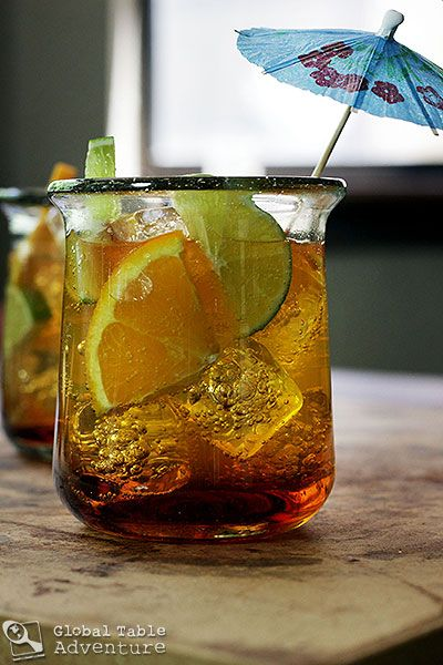 Check out Nigerian Chapman Cocktail. It's so easy to make! | Sodas ...