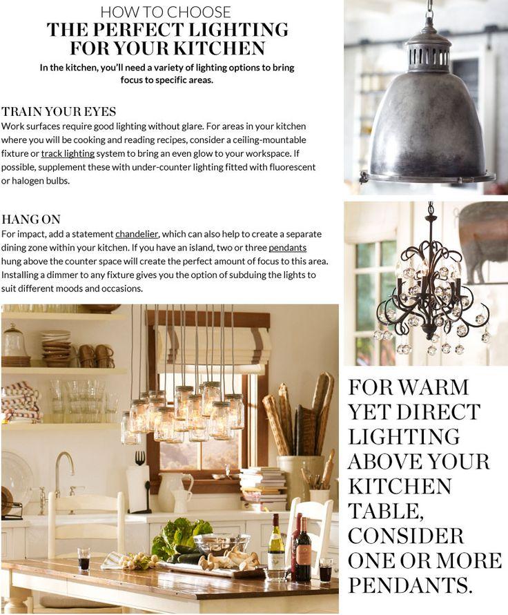 Kitchen Pendant Lighting Pottery Barn: 115 Best Lighting Images On Pinterest