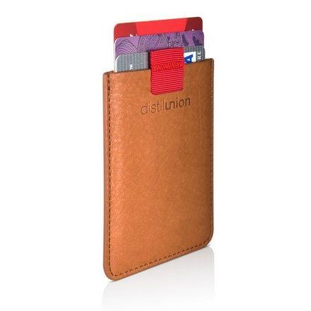 Leather Slimfold Wallet - Hummingbird by VIDA VIDA B2esY1