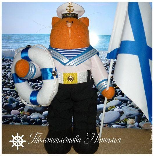 подарок мужчине кот моряк подарок оригинальный подарок мужской подарок подарок на 23 февраля  кот моряк   подарок на любой случай подарок мужу сувениры и подарки сувенир подарок для мужчины 23 февраля