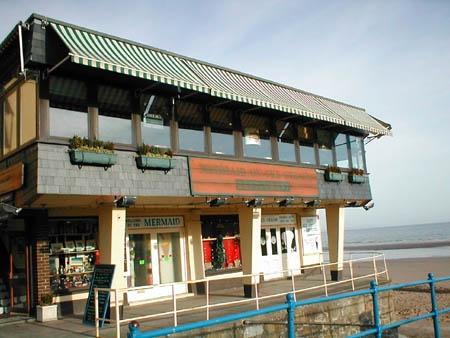 mermaid restaurant, Saundersfoot