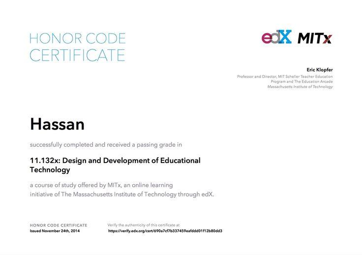 MITx Educational Technology