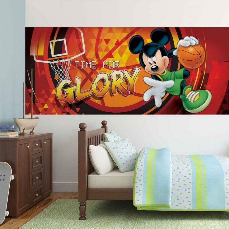 Let Your Child Live The Magic With Our Stunning Range Of Disney Wall Murals.  Wide Part 86