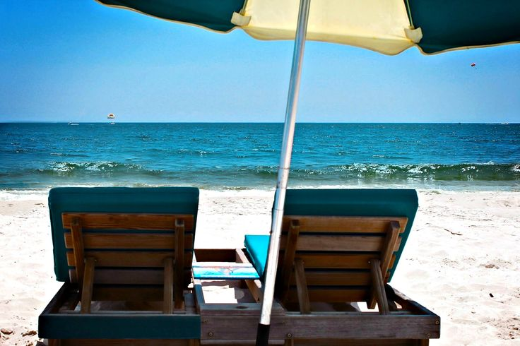 Just waiting for you at Perdido Beach Resort in Orange Beach