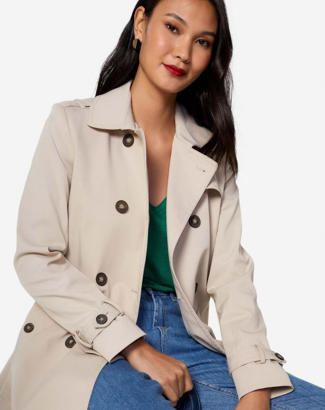 ba38778be3 Trench coat london breeze in 2019