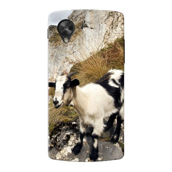 LG Google Nexus 5 Black Goat Case