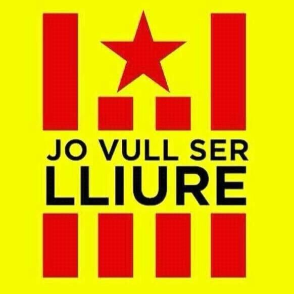 Freedom!!!!!!!!! Catalonia is not Spain!