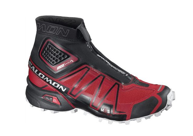 Salomon Snowcross CS Running Shoes Best Outdoor Gear 2011- THESE would be the thing I need to run through the snow!!
