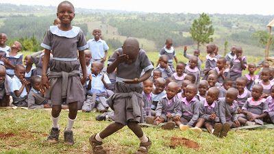 En Uganda volontør besøger Tanzania
