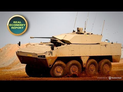 The importance of the Badger armoured vehicle contract for the SA defenc...