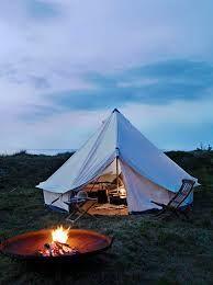 Resultado de imagen de acampada romantica