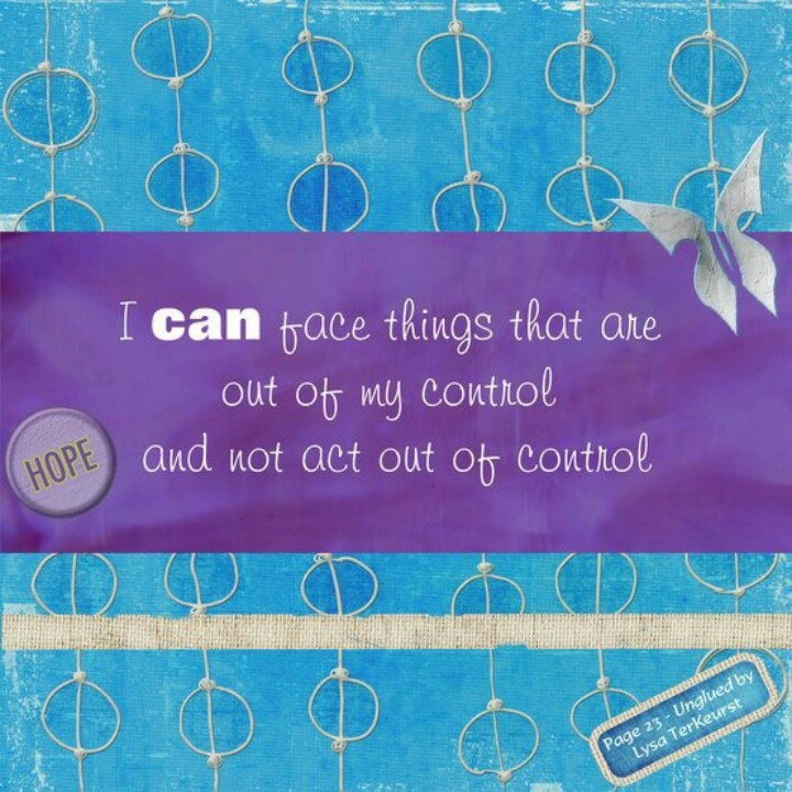 """Quote from """"Unglued"""" by Lysa TerKeurst [more at pinterest.com/eventsbygab]"""