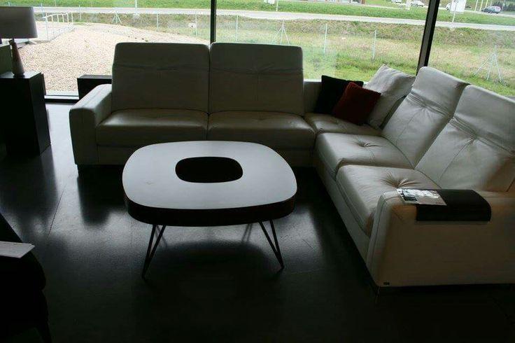 Laprieti coffee table Padouk