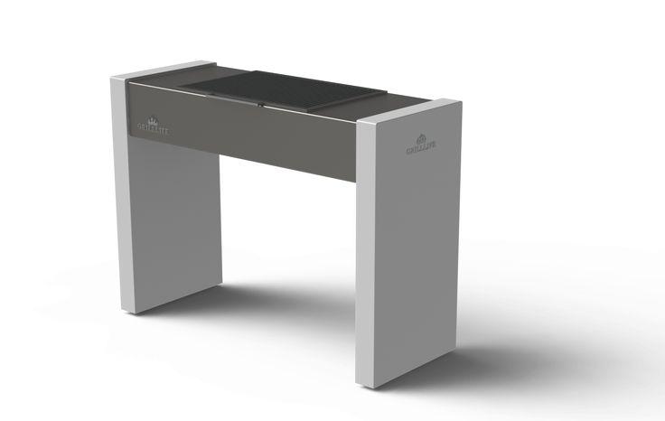 Grilllife - minimalist charcoal grill - minimal0ne L
