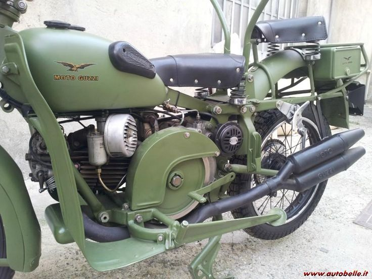 Moto Guzzi For Sale In Italy