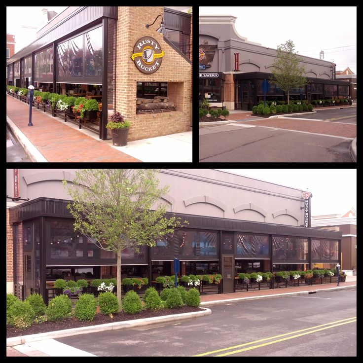 California Pizza Kitchen Polaris: 9 Best Commercial Awning Projects Images On Pinterest