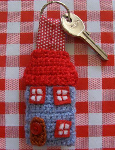 15 besten Häuser Bilder auf Pinterest | Häkelideen, Stricken und Basteln