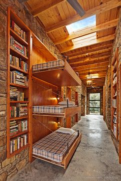 Dog Run - Eclectic - Bedroom - Austin - Tom Hurt Architecture