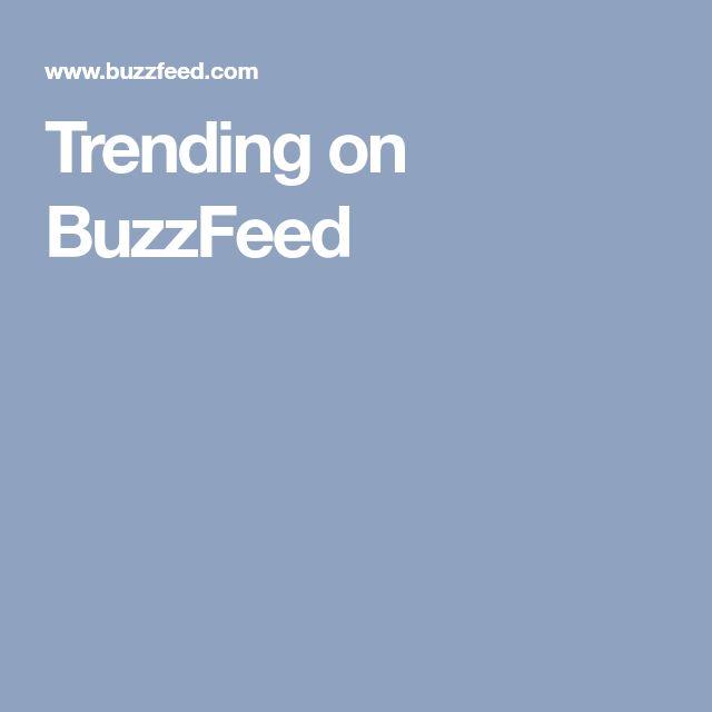 Trending on BuzzFeed