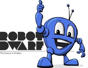 Robot Dwarf website built by Robot Dwarf