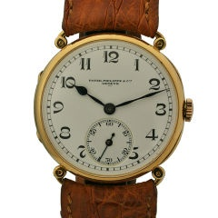 1920s Patek Phillippe Officers Watch