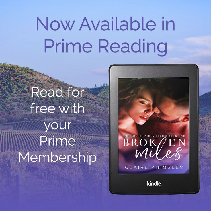 FREE in Prime Reading for a Limited Time Free romance