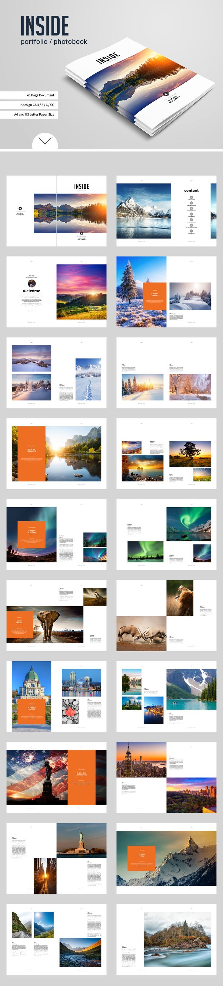 25 best Photography | Photobook Layout images on Pinterest ...