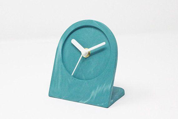Modern Desk Clock Small Table Clock Silent Clock Mantel Clock