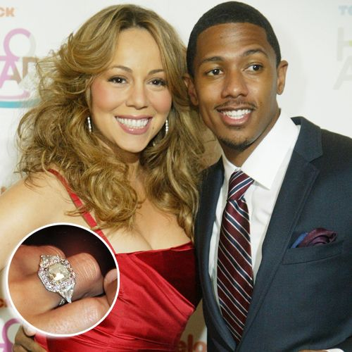 Mariah Carey & Nick Cannon: Top 23 Enviable Celebrity Engagement Rings -  Jeweller Magazine: Jewellery News and Trends