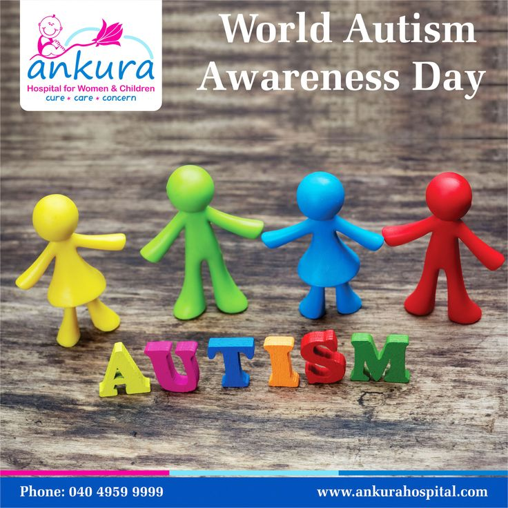 World Autism Awareness Day 2016. World Autism Awareness Day is a nationally observed day on the 2nd of April every year, encouraging Member States of the United Nations to take measures to raise awareness about children with autism throughout the world. It is to recognise that every child is different and let them learn things ar their own pace. Source: www.un. org/en/events/autismday/ ‪#‎AutismAwarenessDay‬ ‪#‎WorldAutismAwarenessDay‬ Ankura Hospital is a chain of state-of-the-art super…