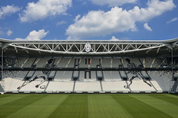 Juventus Stadium, Turín, Italia. Capacidad 41.000 espectadores, Equipo local Juventus Football Club.