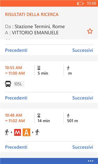 Moovit 3.6: nuove città italiane e modalità viaggio http://www.sapereweb.it/moovit-3-6-nuove-citta-italiane-e-modalita-viaggio/          Moovit è un'applicazione per smartphone Android, iOS e Windows Phone che si sta evolvendo in maniera molto convincente. L'app consente di pianificare gli spostamenti con i mezzi pubblici e fornisce all'utente il valore aggiunto rappresentato dagli elementi...